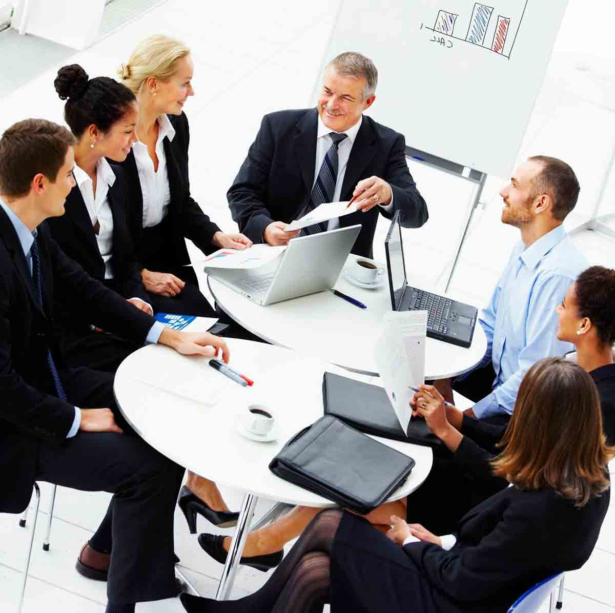 concept of management in business