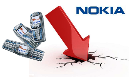 Why Nokia failed