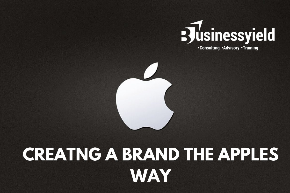 apple brand- creating a brand